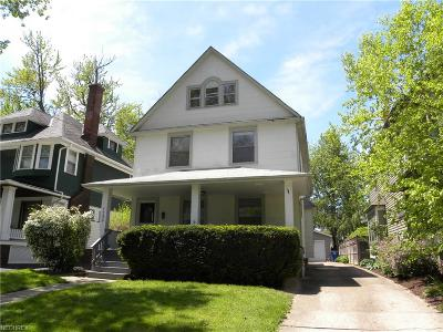 Lakewood Single Family Home For Sale: 1196 Saint Charles Ave