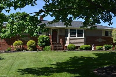 Strongsville OH Single Family Home For Sale: $195,000