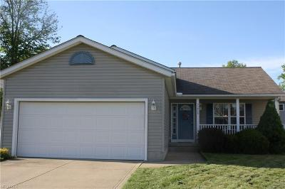 North Ridgeville Single Family Home For Sale: 33924 Lincoln Ave