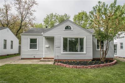 Cleveland Single Family Home For Sale: 2536 Greenvale Rd