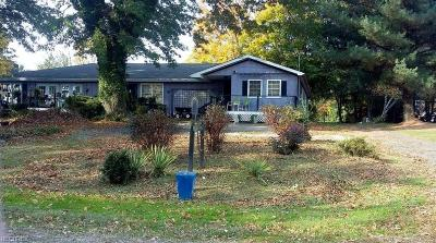 Belpre Single Family Home For Sale: 995 Joe Skinner Rd