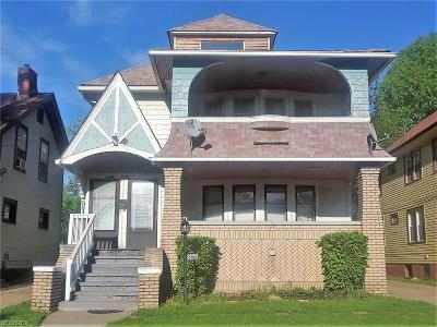Cleveland Multi Family Home For Sale: 3257 East 139th St