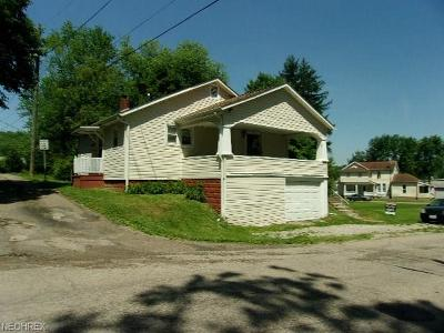 Zanesville OH Single Family Home For Sale: $69,900