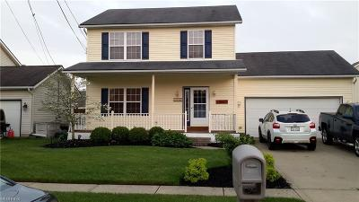 North Ridgeville Single Family Home For Sale: 35267 Woodbine St