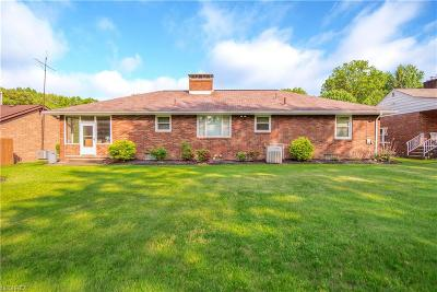 Warren Single Family Home For Sale: 1322 Westover Dr Southeast