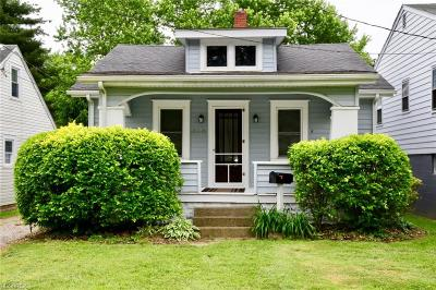 Zanesville Single Family Home For Sale: 818 Chester St