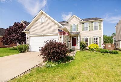 North Ridgeville Single Family Home For Sale: 6148 West Breezeway Dr