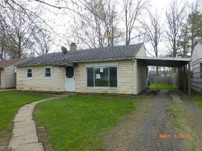 Single Family Home For Sale: 326 East Oregon Ave