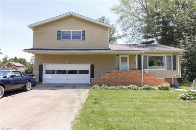 Copley Single Family Home For Sale: 2836 Cliffside Dr