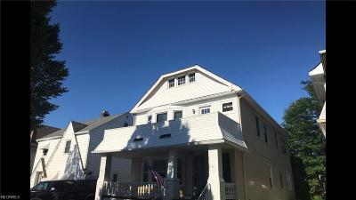 Lakewood Multi Family Home For Sale: 2173 Wyandotte Ave
