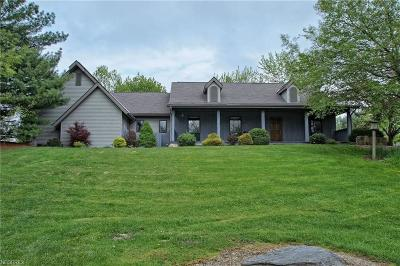 Valley City Single Family Home For Sale: 1791 Station Rd