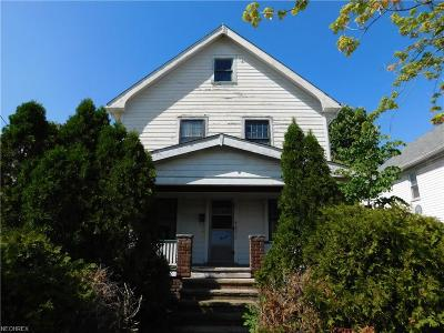 Cleveland Single Family Home For Sale: 18612 Neff Rd