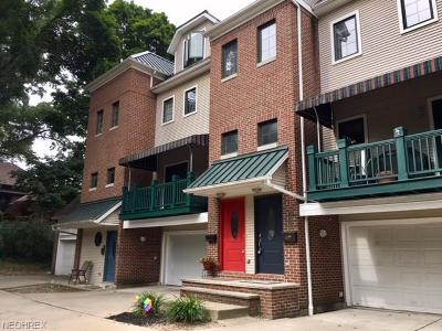 Cleveland Heights Condo/Townhouse For Sale: 2738 Euclid Heights Blvd #5