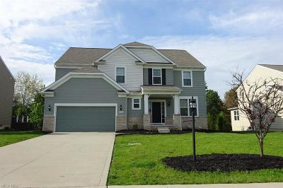 Strongsville Single Family Home For Sale: 9505 North Bexley Dr
