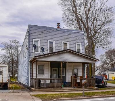 Multi Family Home For Sale: 13579 North Main St