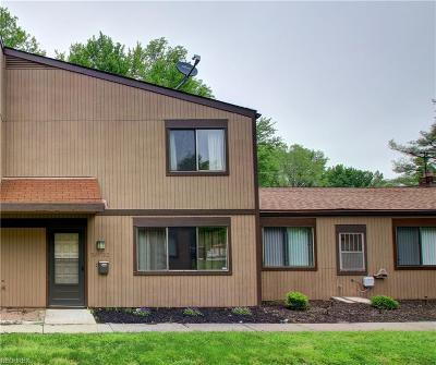 Olmsted Falls Condo/Townhouse For Sale: 26722 Lake Of The Falls Blvd