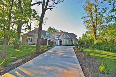 Pepper Pike Single Family Home For Sale: 31139 Fairmount Blvd