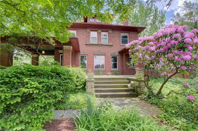 Cleveland Heights Single Family Home For Sale: 2401 Coventry Rd