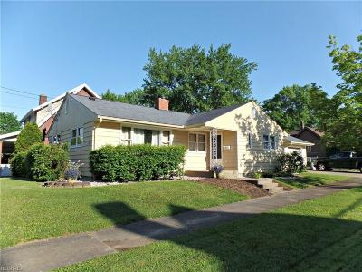 Girard Single Family Home For Sale: 452 East Kline St