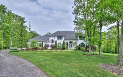 Chardon Single Family Home For Sale: 11470 Grey Friar Way