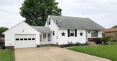 Single Family Home For Sale: 916 Stafford St