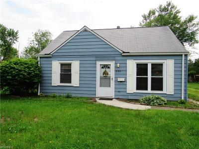 Berea Single Family Home For Sale: 653 Wesley Dr