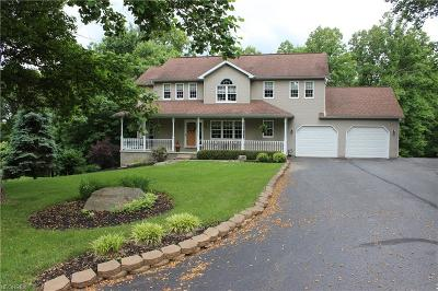 Dresden Single Family Home For Sale: 10795 Mitchell Hill Dr