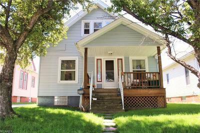 Cleveland Single Family Home For Sale: 4244 West 23rd St