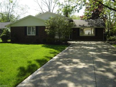 North Olmsted Single Family Home For Sale: 4526 Michael Ave