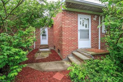 Russell Single Family Home For Sale: 7740 Kinsman Rd