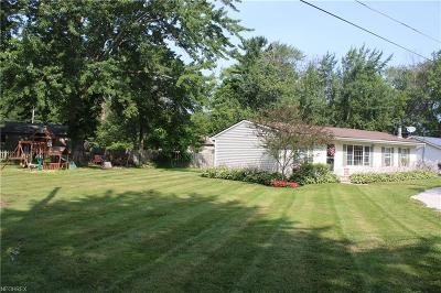 Madison Single Family Home For Sale: 1568 Glenview Ave