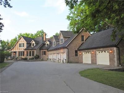 Avon Lake Single Family Home For Sale: 32357 Walker Rd