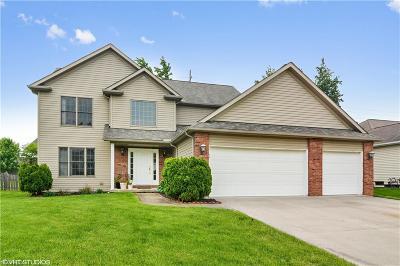 Strongsville Single Family Home For Sale: 11663 Elizabeth Cir