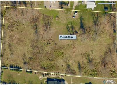 Zanesville Residential Lots & Land For Sale: Halley Dr