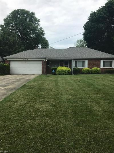 Richmond Heights Single Family Home For Sale: 468 Harris Rd