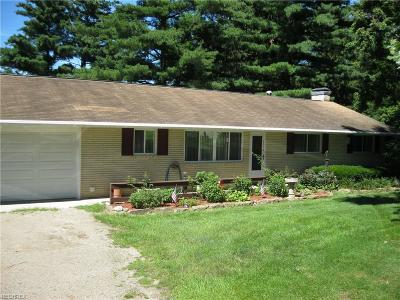 Zanesville OH Single Family Home For Sale: $179,900