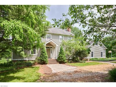 Wadsworth Single Family Home For Sale: 6095 Fox Chase Dr