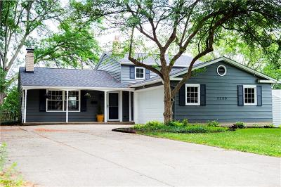 Rocky River Single Family Home For Sale: 3290 Higley Rd