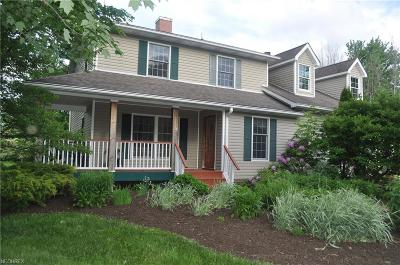 Chagrin Falls Single Family Home For Sale: 18925 Thorpe Rd