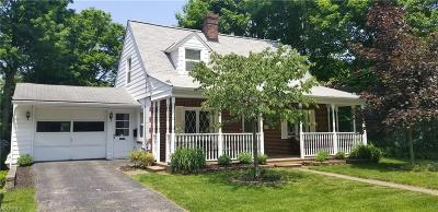 Madison Single Family Home For Sale: 300 West Main St