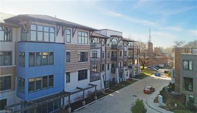 Cleveland Heights Condo/Townhouse For Sale: 1403 Copper Trace #203