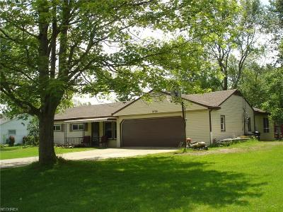 Brunswick Single Family Home For Sale: 3722 Applewood Dr
