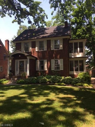Rocky River Multi Family Home For Sale: 21350 Maplewood
