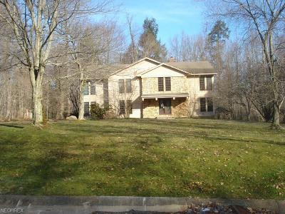 Gates Mills Single Family Home For Sale: 980 Hillcreek Ln