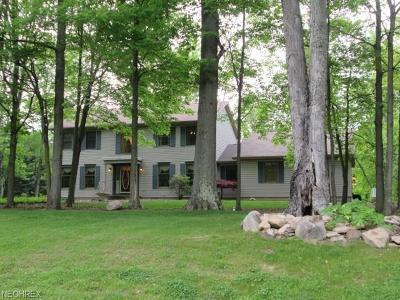 Canfield Single Family Home For Sale: 7062 Killdeer Dr