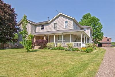 Burton Single Family Home For Sale: 17415 Jug Rd