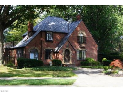 Rocky River Single Family Home For Sale: 800 Wagar Rd