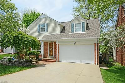 Rocky River Single Family Home For Sale: 2946 Gasser Blvd