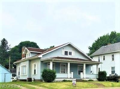 Muskingum County Single Family Home For Sale: 362 Main St