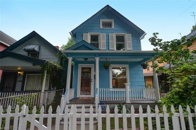 Single Family Home For Sale: 2158 West 38th St